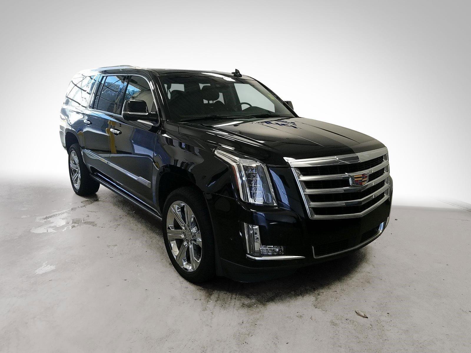 Pre-Owned 2017 Cadillac Escalade ESV Premium Luxury