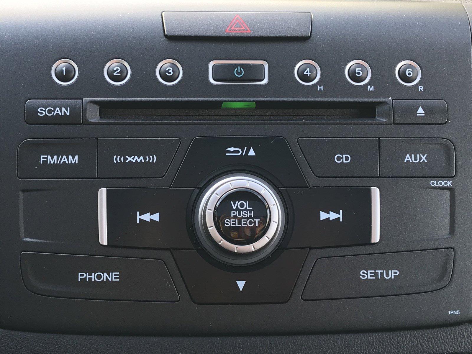 Pre-Owned 2013 Honda CR-V EX-L