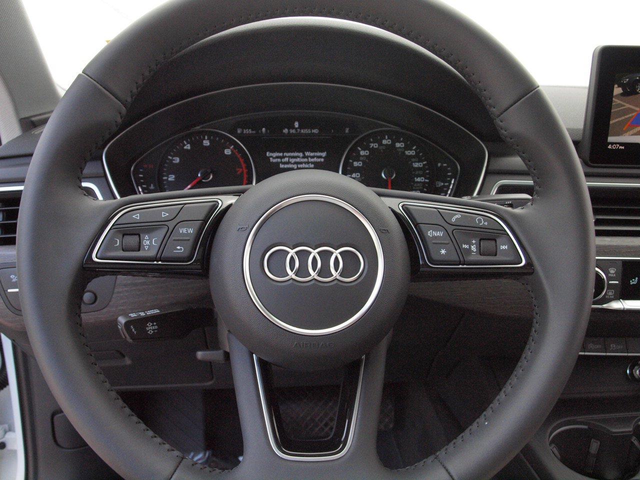 Certified Pre-Owned 2019 Audi A4 Titanium Premium