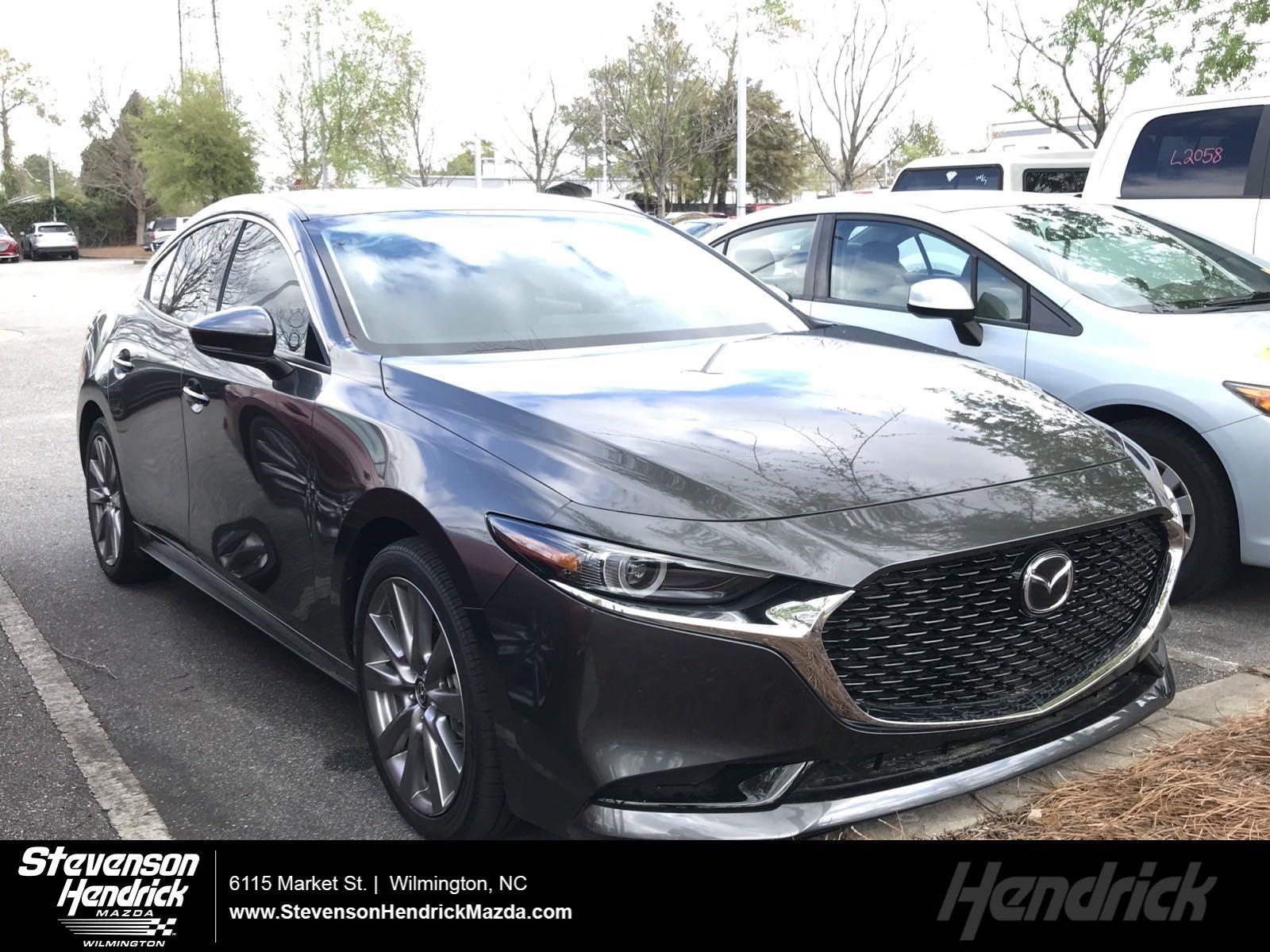 Certified Pre-Owned 2019 Mazda3 Sedan w/Premium Pkg