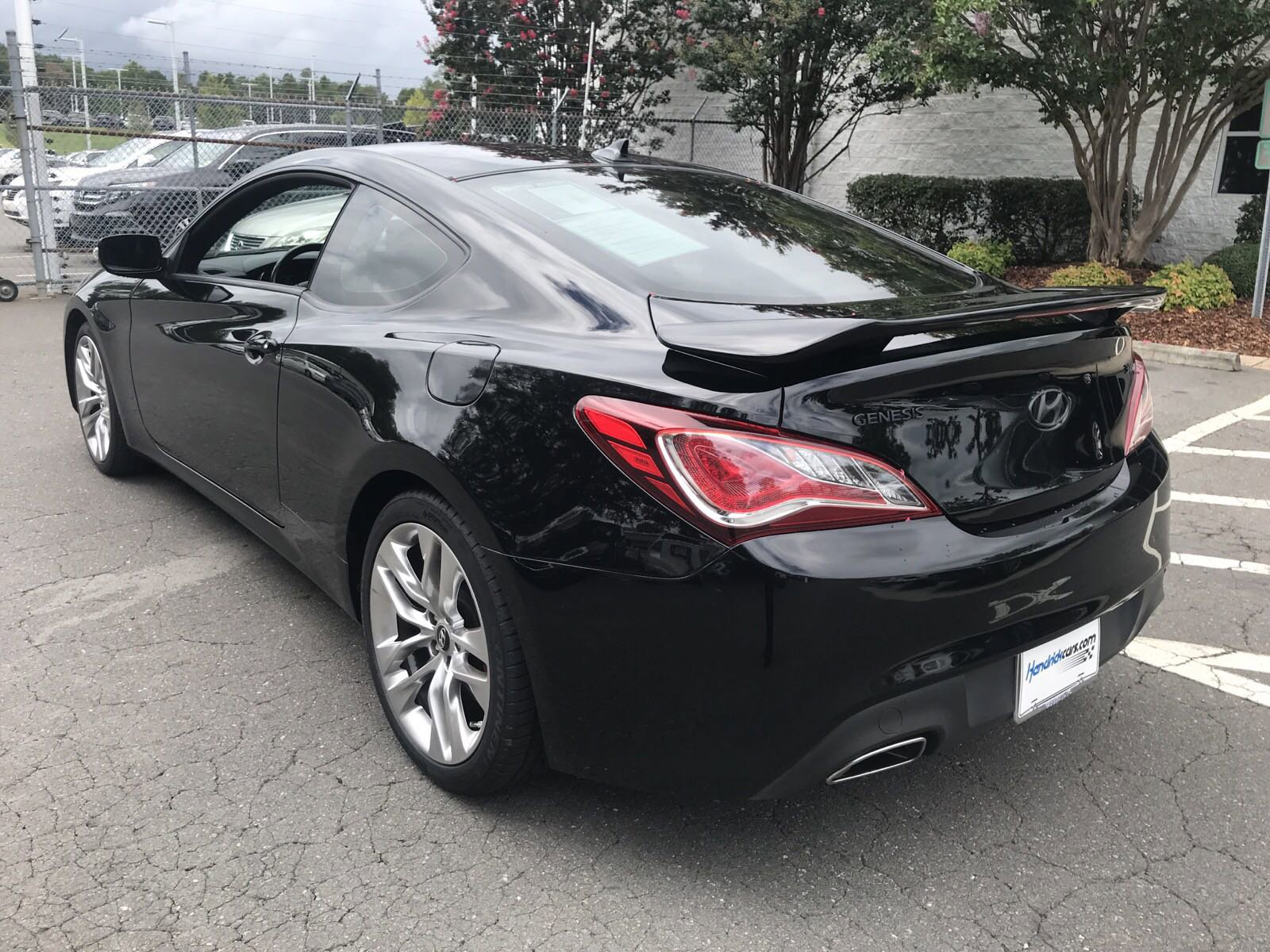 Pre-Owned 2014 Hyundai Genesis Coupe 3.8 R-Spec