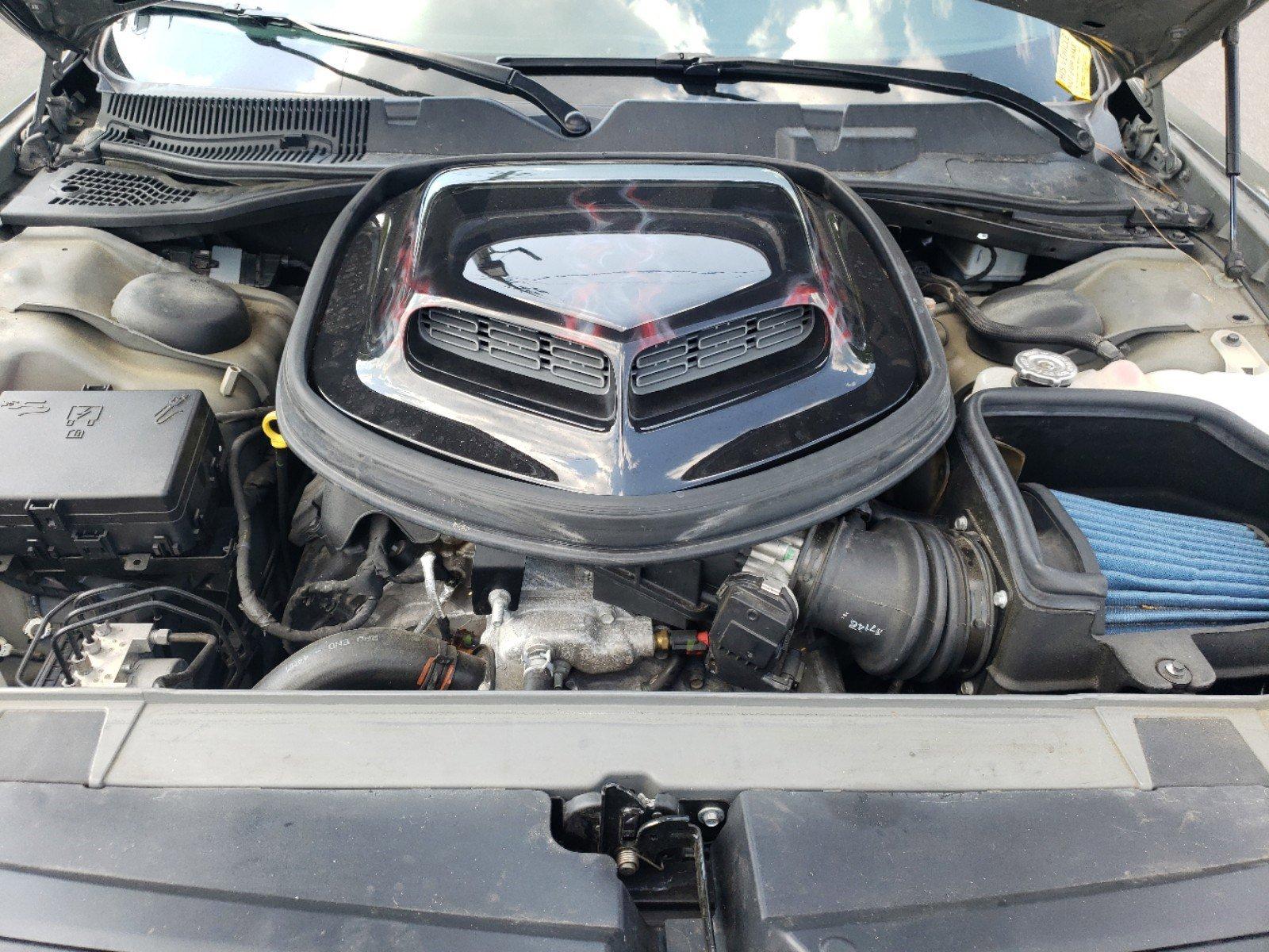 Pre-Owned 2017 Dodge Challenger 392 Hemi Scat Pack Shaker
