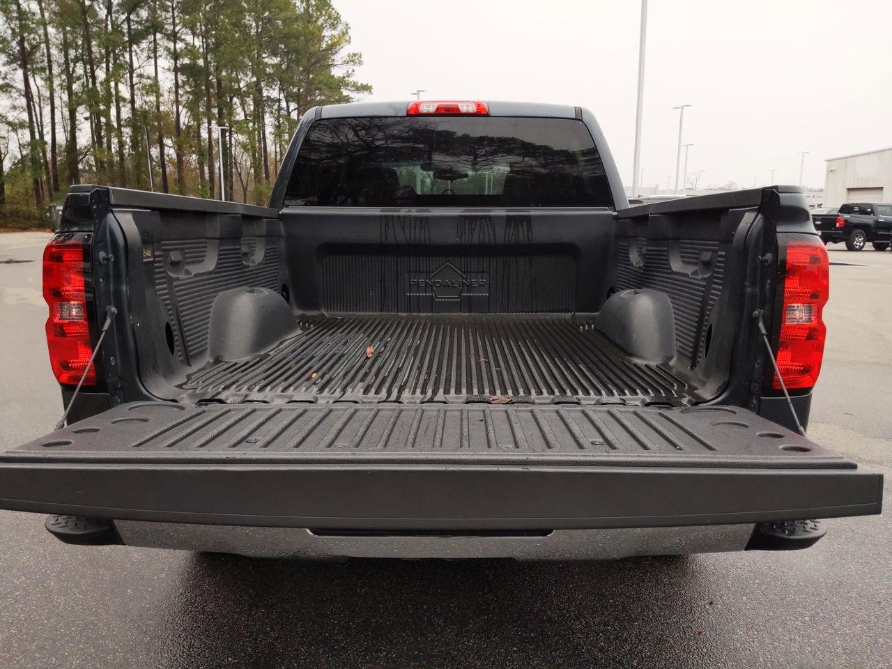Certified Pre-Owned 2018 Chevrolet Silverado 1500 LT