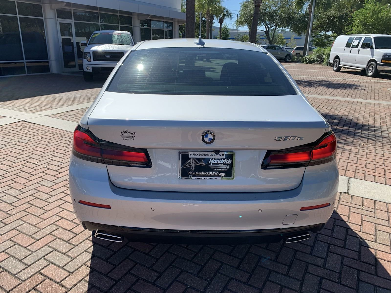 Certified Pre-Owned 2021 BMW 5 Series 530e