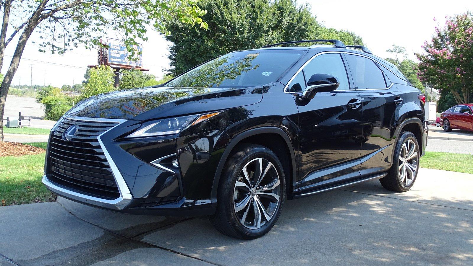 Lexus Suv Rx 350 >> Pre Owned 2017 Lexus Rx Rx 350