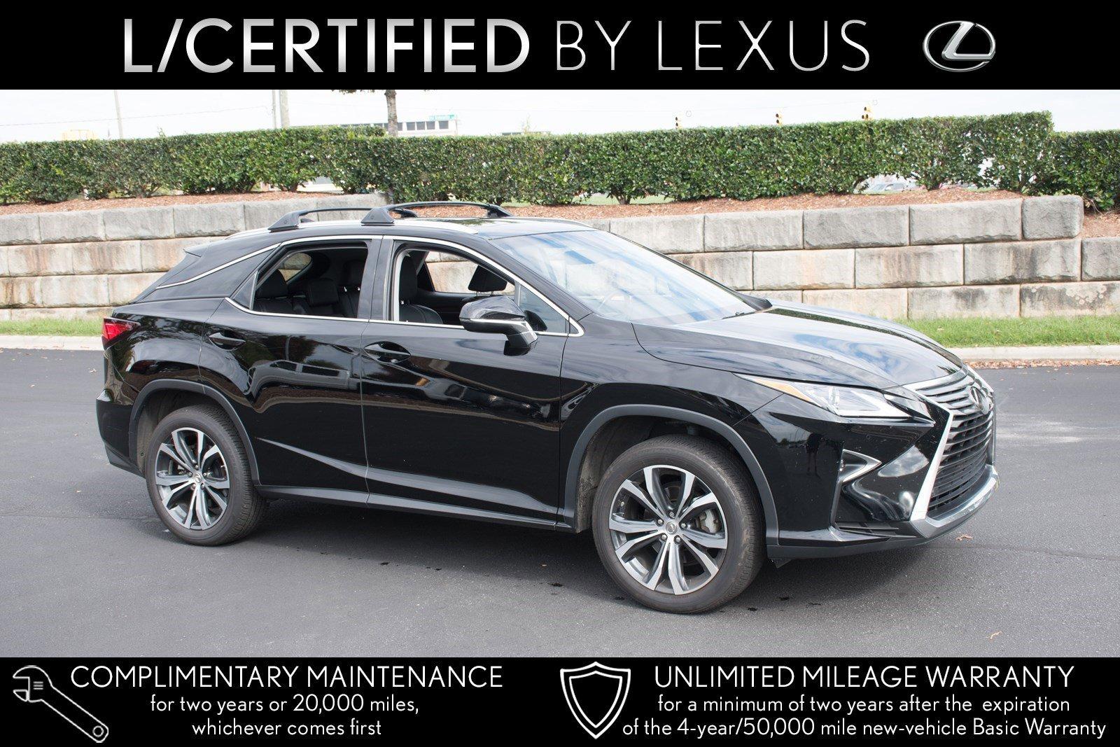Pre-Owned 2016 Lexus RX 350 Premium