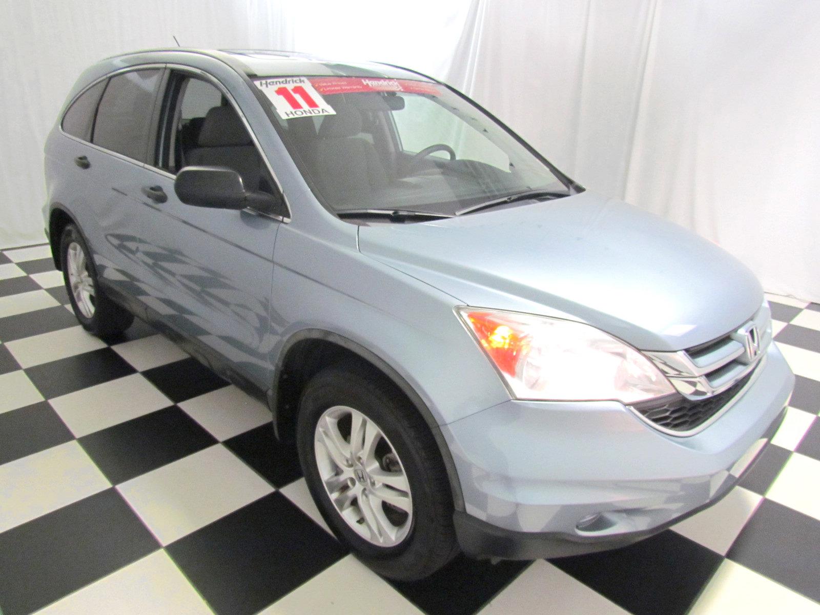 Pre-Owned 2011 Honda CR-V EX