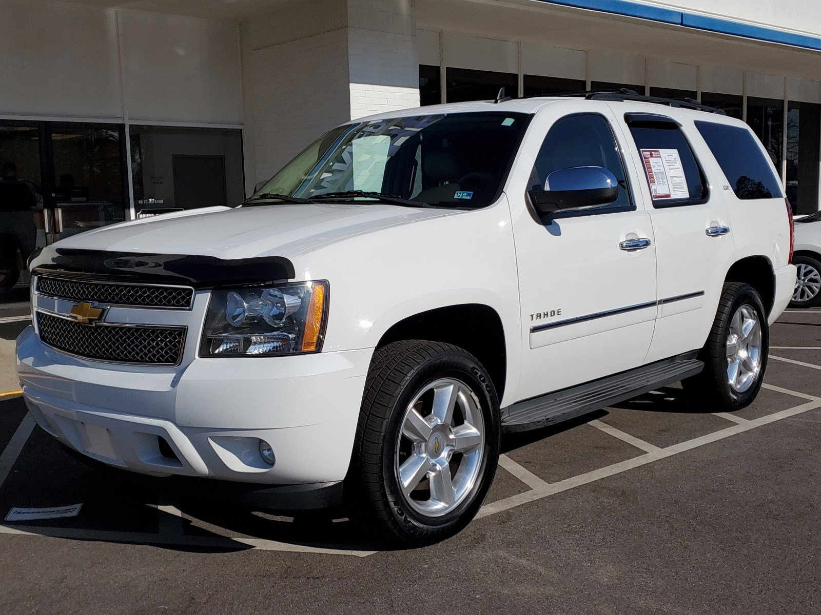 2010 Chevrolet Tahoe >> Pre Owned 2010 Chevrolet Tahoe Ltz With Navigation 4wd