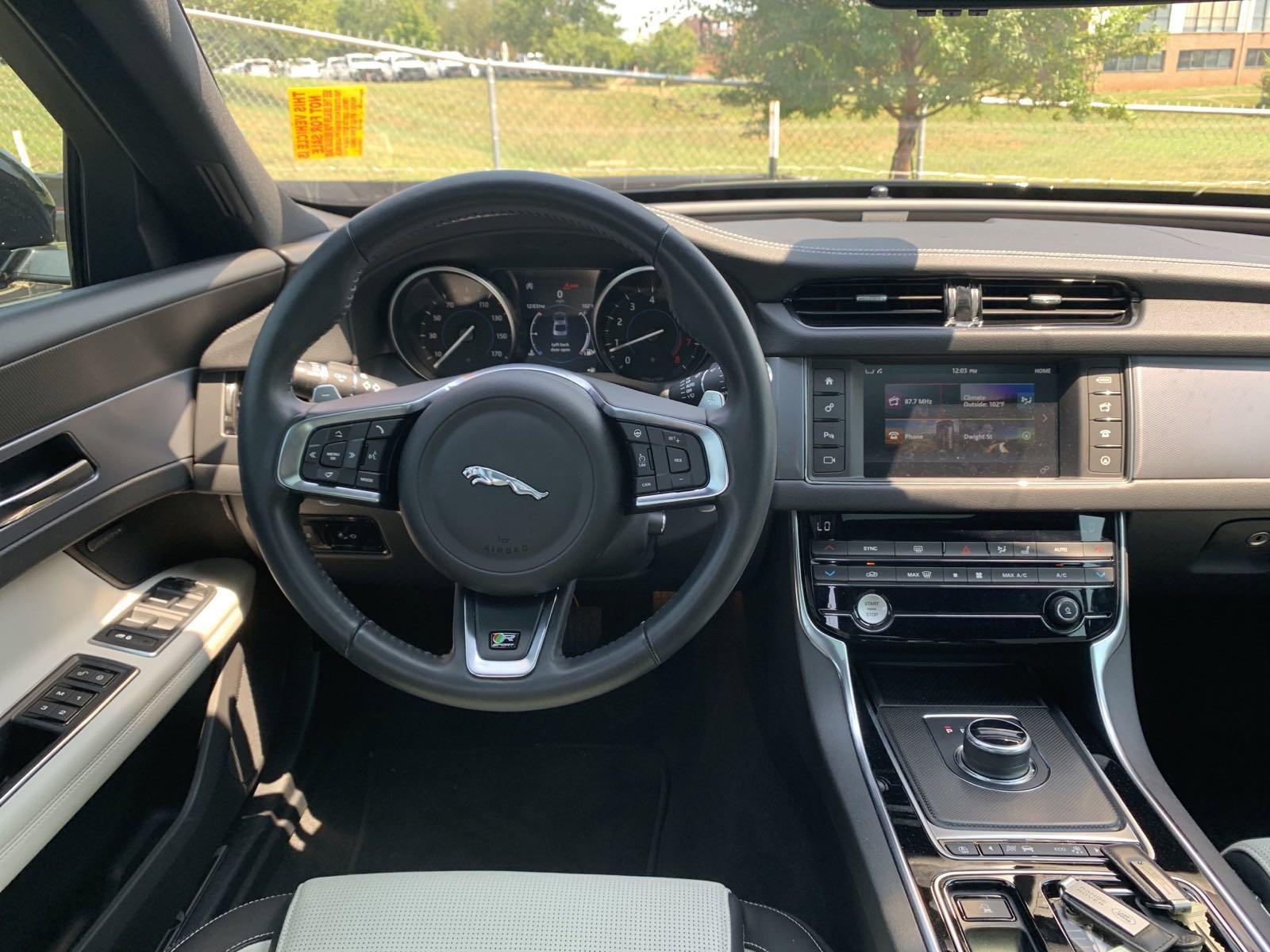 Pre-Owned 2018 Jaguar XF 25t R-Sport