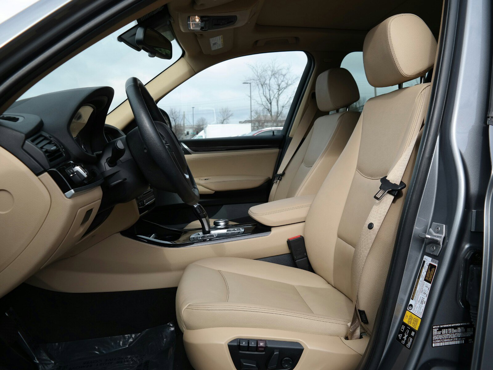 Pre-Owned 2017 BMW X3 xDrive35i