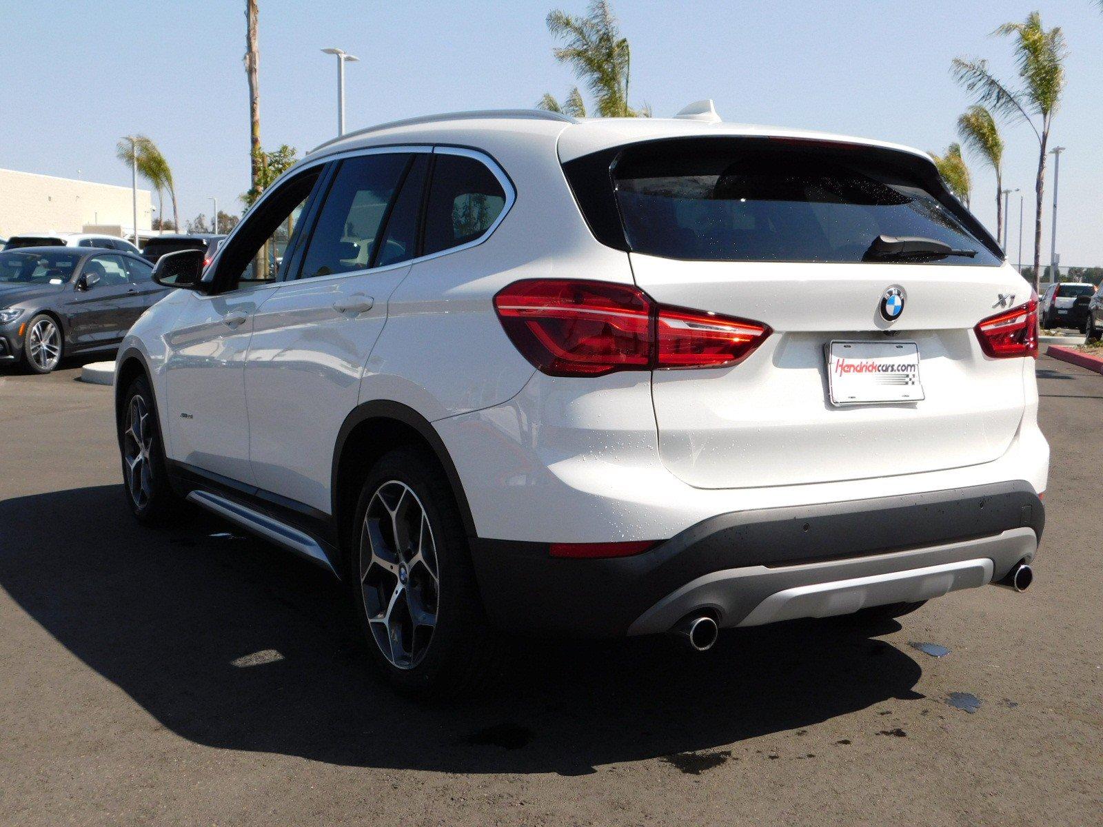 Pre-Owned 2017 BMW X1 xDrive28i