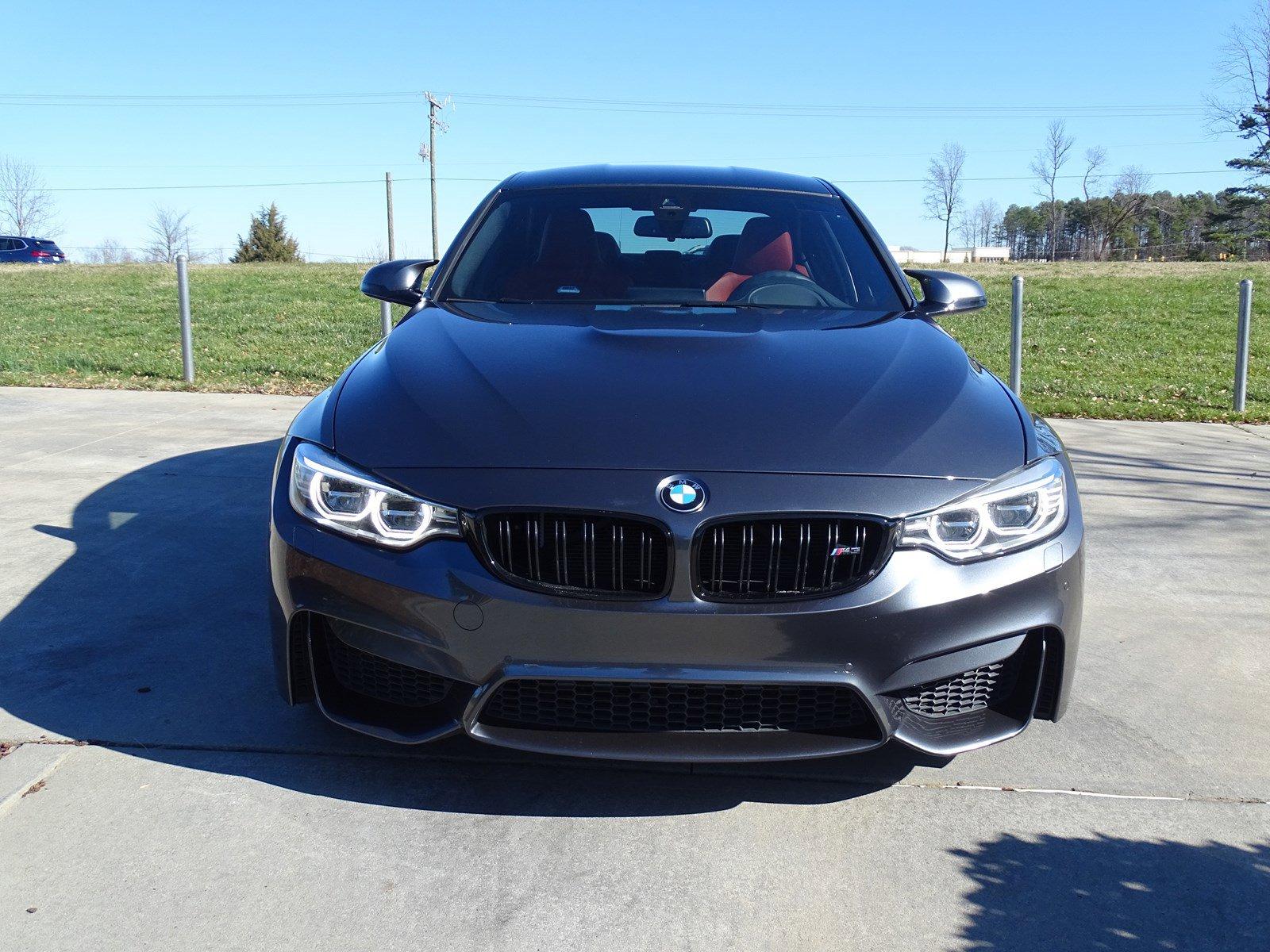 Pre-Owned 2017 BMW M3 Sedan