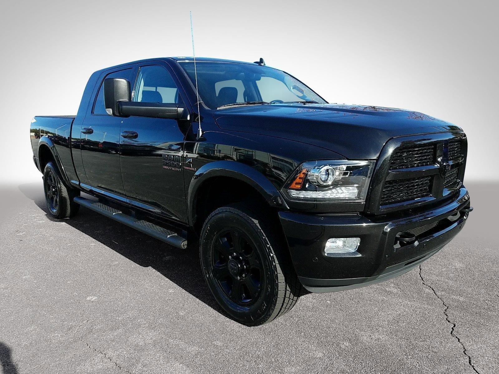 Pre-Owned 2017 Ram 3500 Laramie
