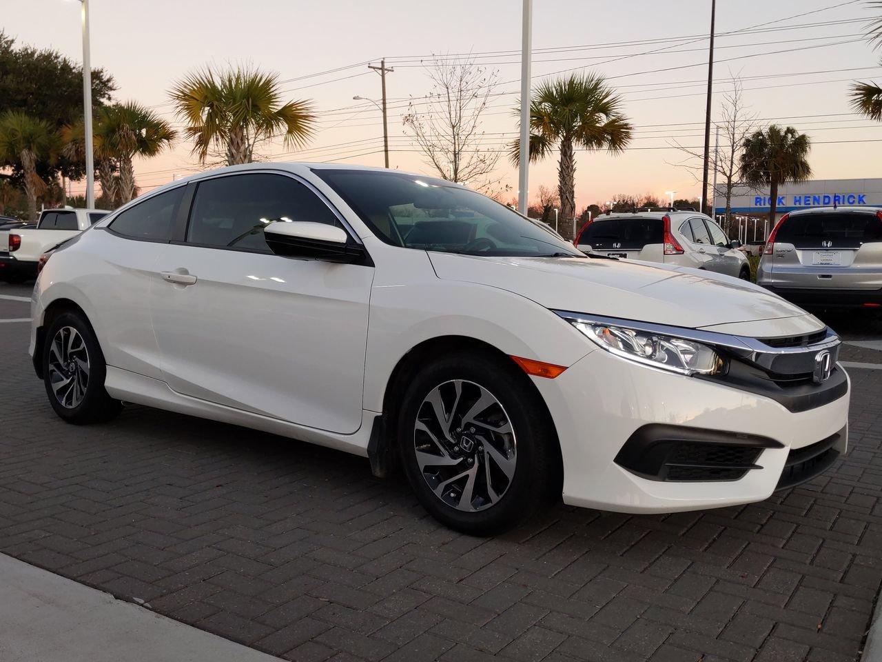 Pre-Owned 2018 Honda Civic LX-P
