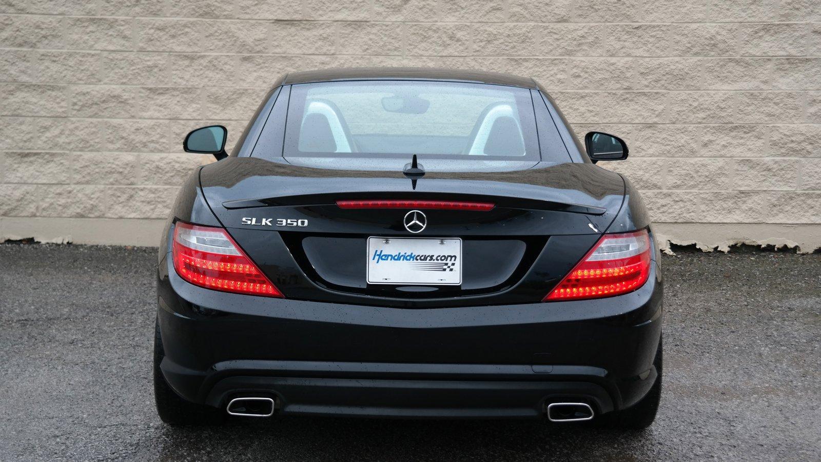 Pre-Owned 2015 Mercedes-Benz SLK SLK 350