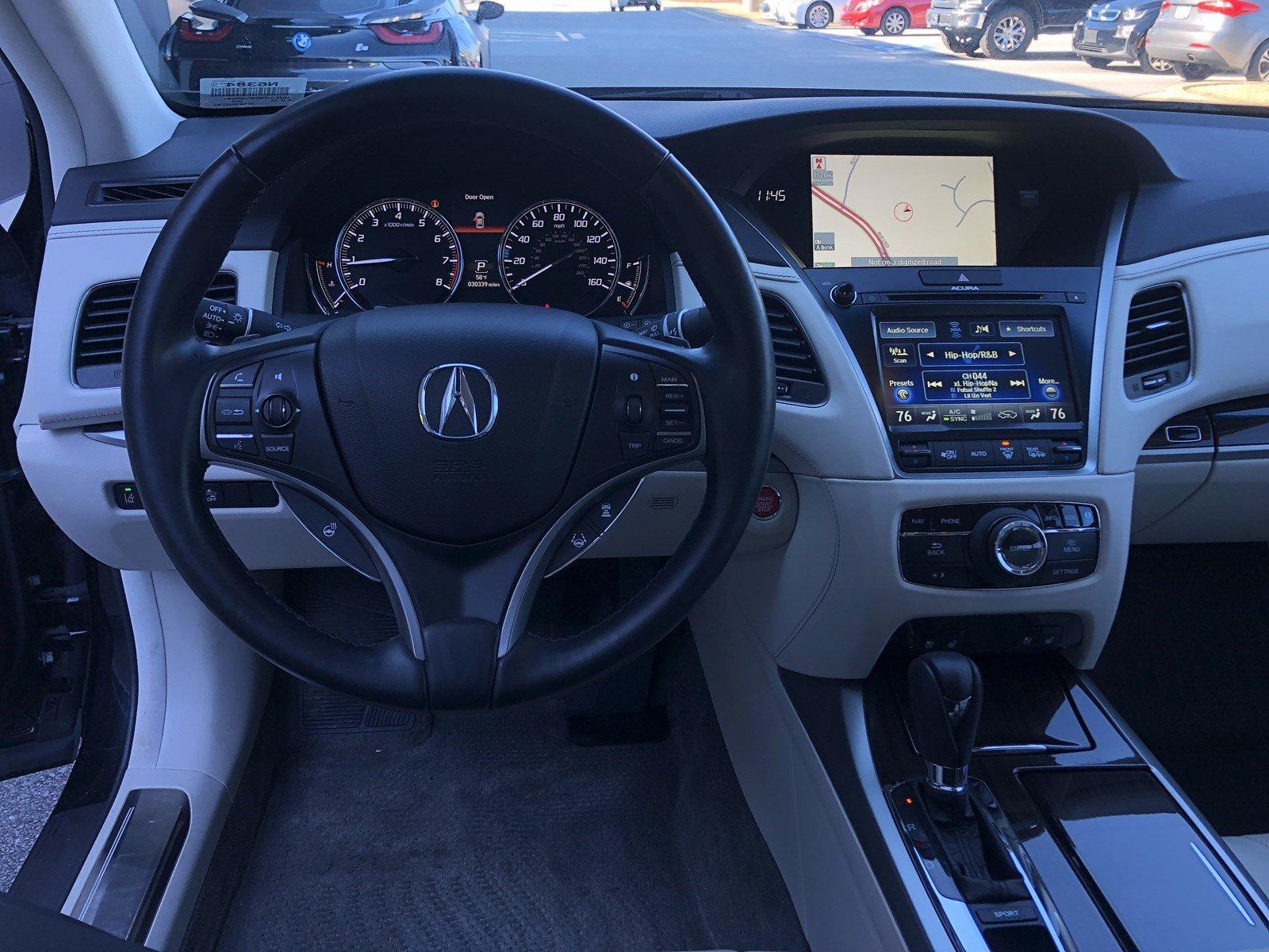 Pre-Owned 2016 Acura RLX Advance Pkg