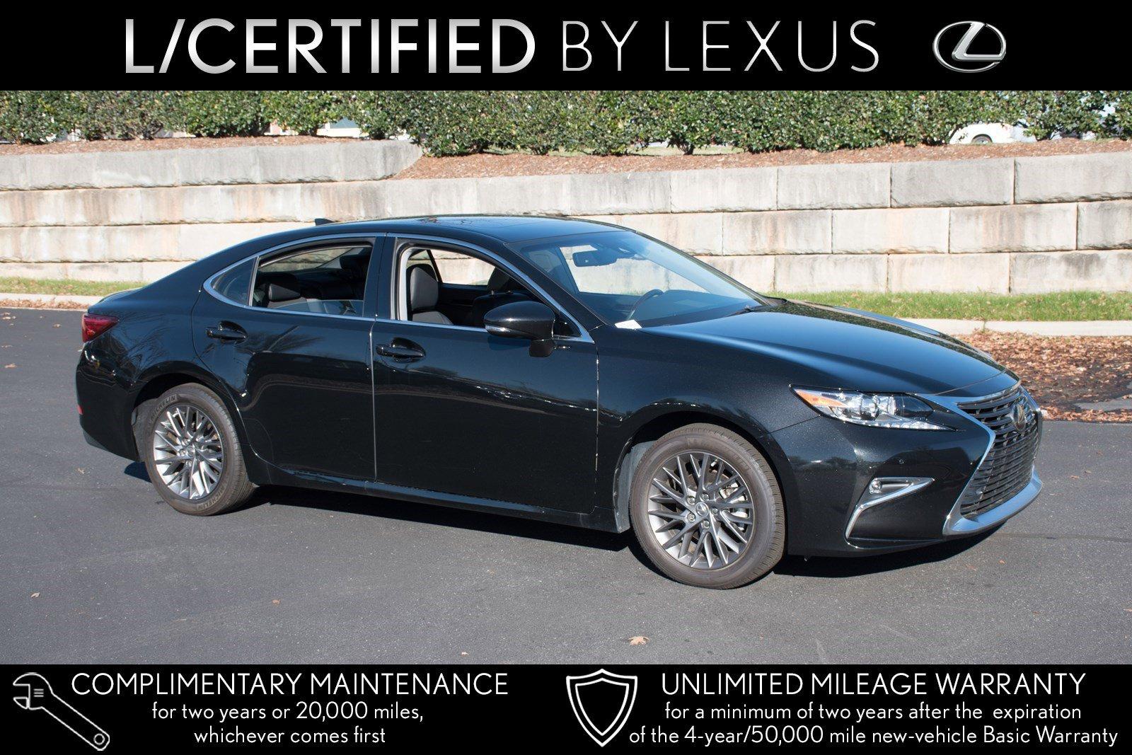 Pre-Owned 2018 Lexus ES 350 Premium