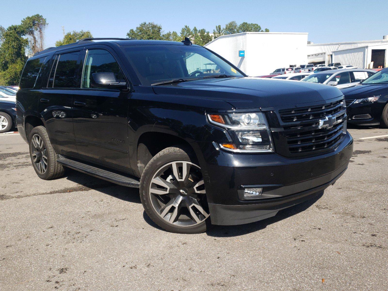 Pre-Owned 2018 Chevrolet Tahoe Premier