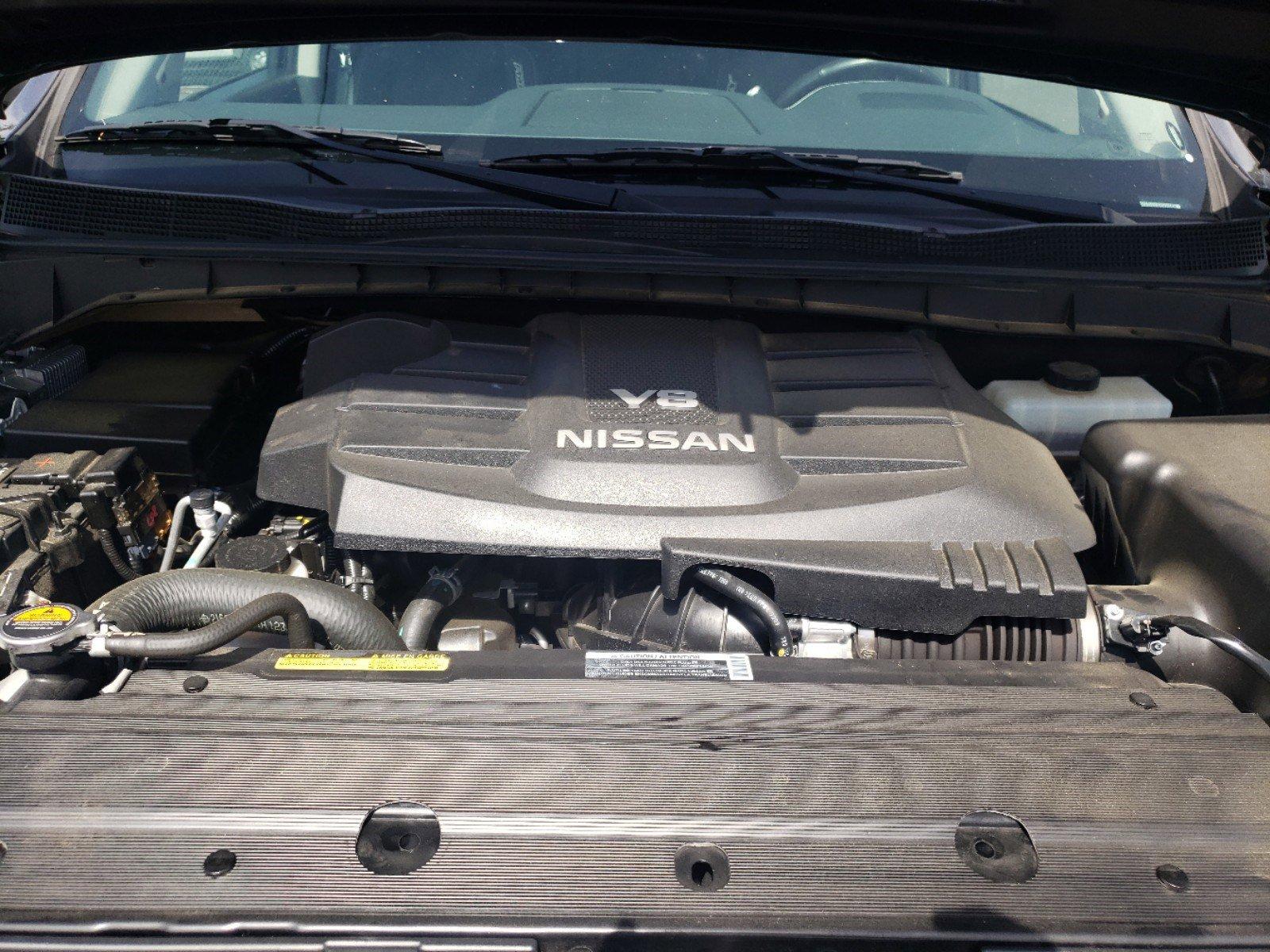 Pre-Owned 2018 Nissan Titan PRO-4X