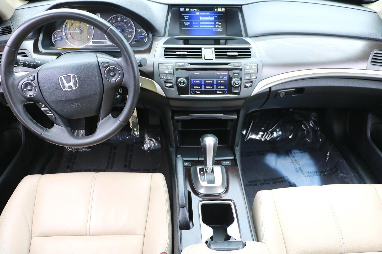 Pre-Owned 2015 Honda Crosstour EX-L