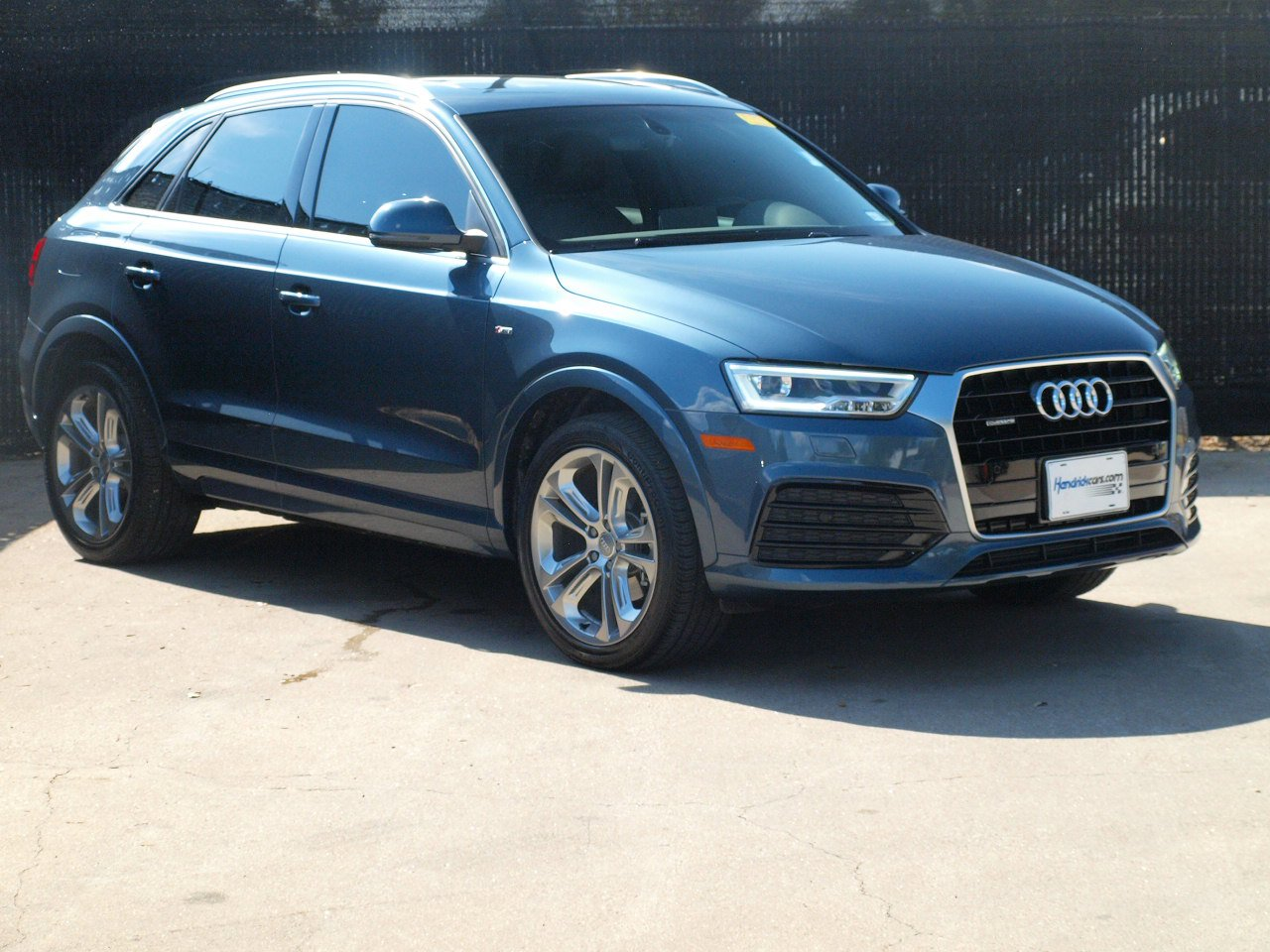 Certified Pre-Owned 2018 Audi Q3 Premium Plus