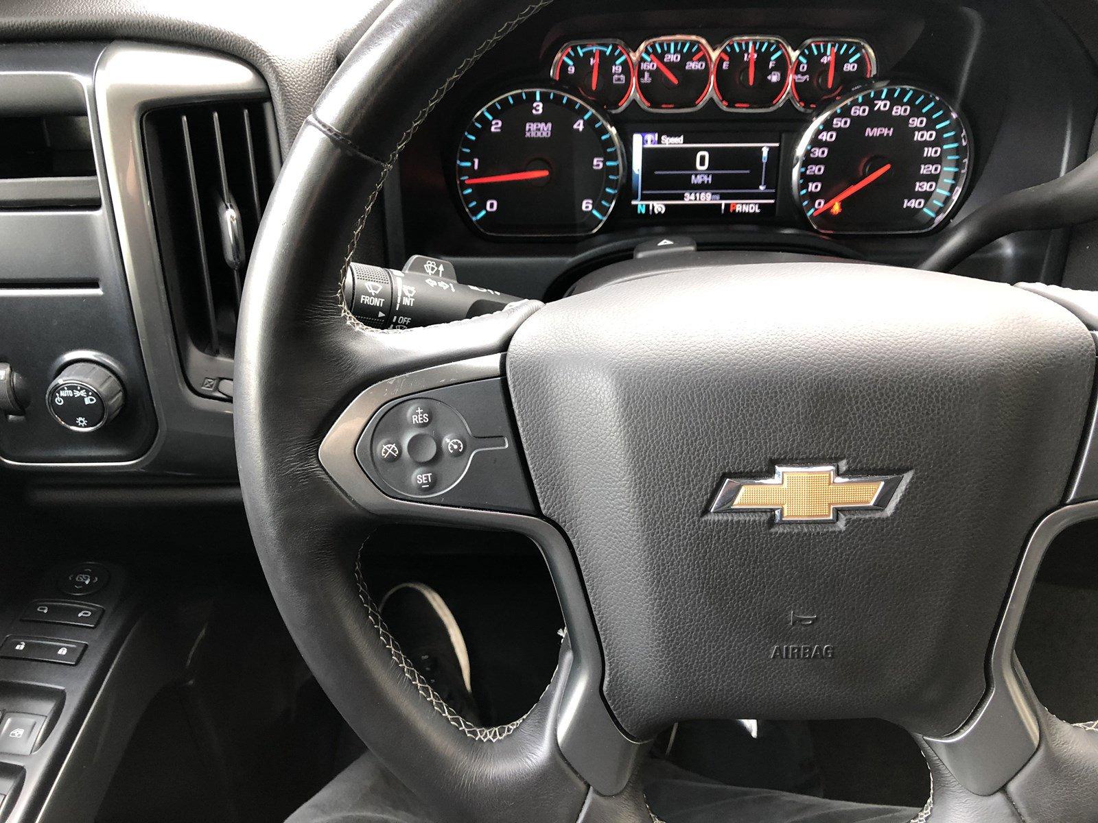 Pre-Owned 2018 Chevrolet Silverado 1500 LT