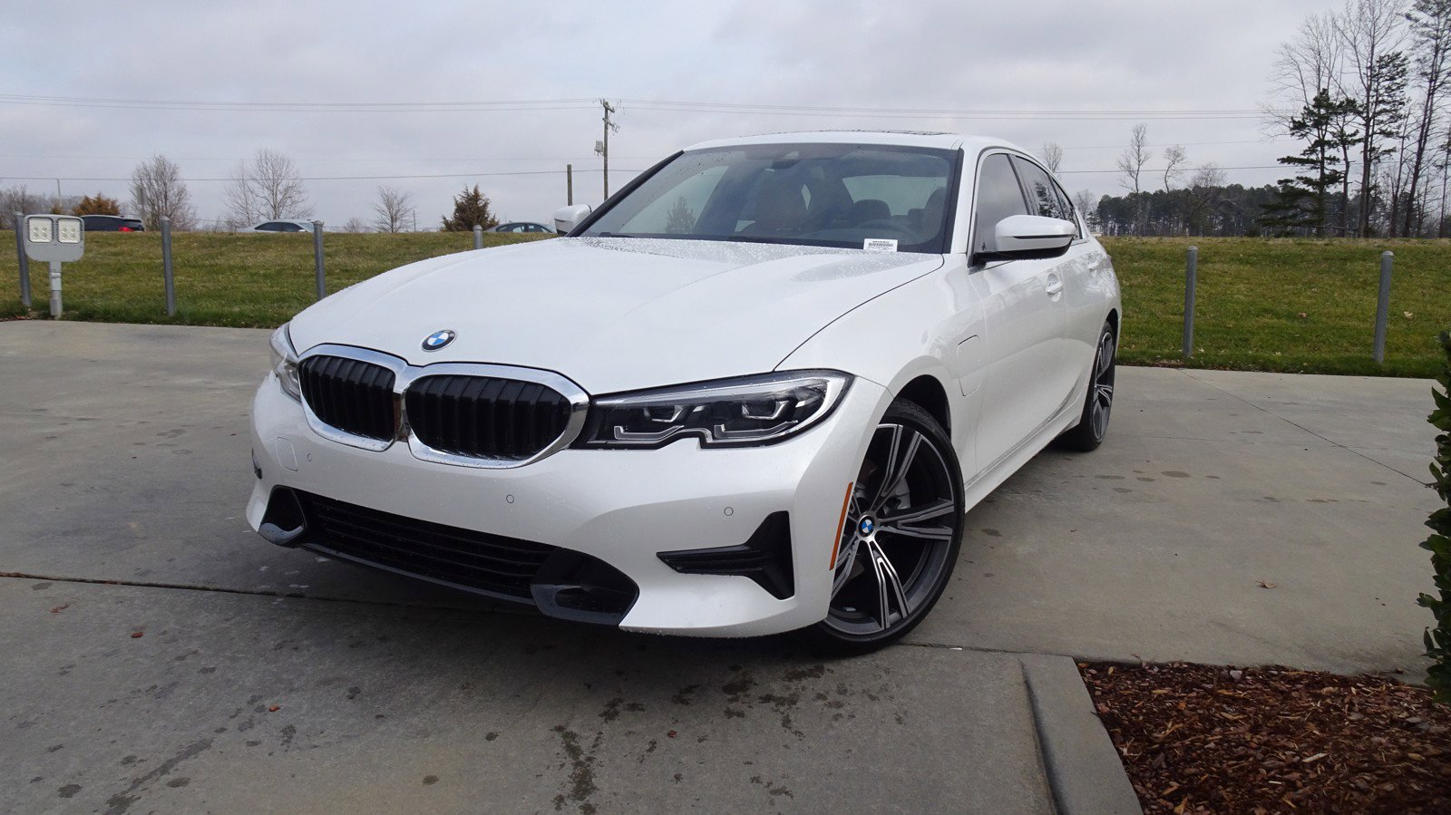Pre-Owned 2021 BMW 3 Series 330e