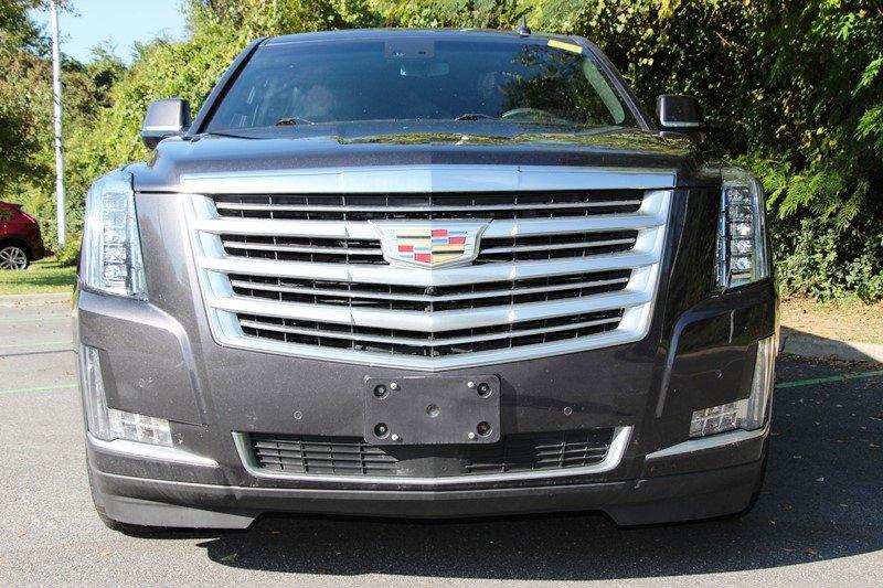 Pre-Owned 2017 Cadillac Escalade ESV Platinum