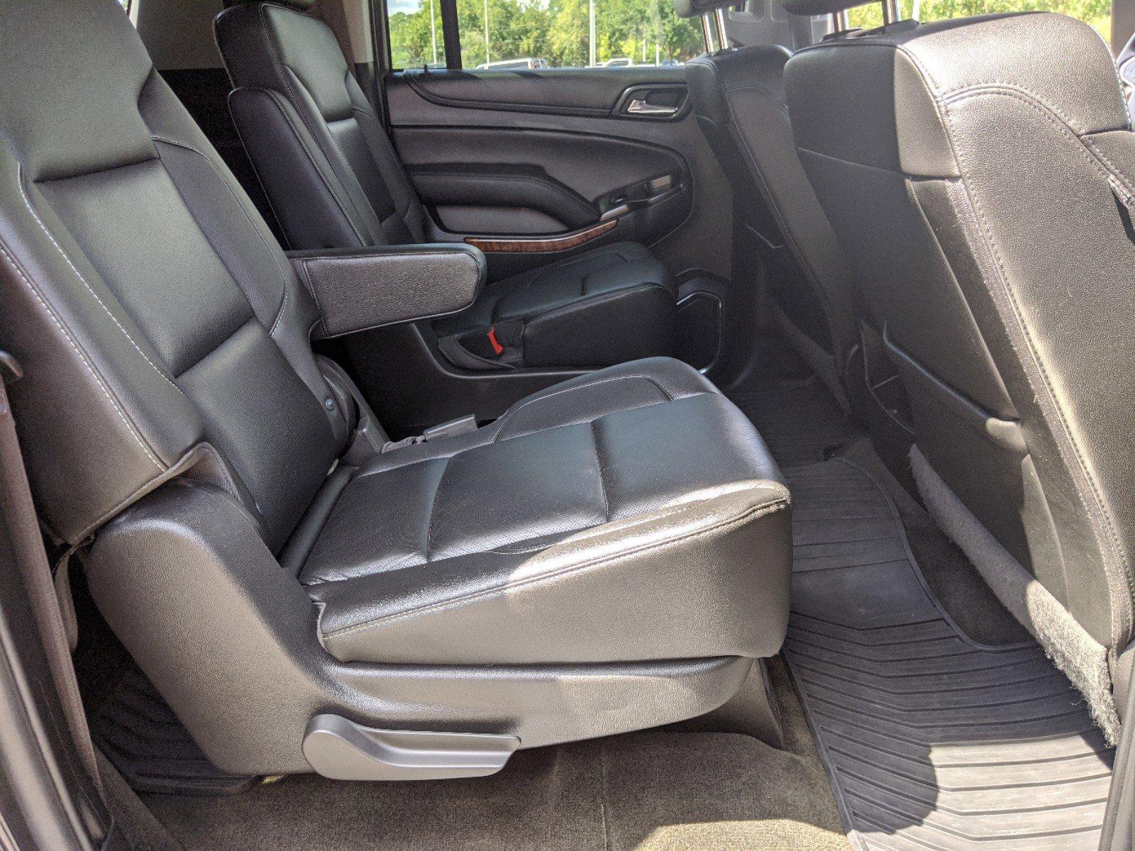 Certified Pre-Owned 2017 Chevrolet Suburban Premier