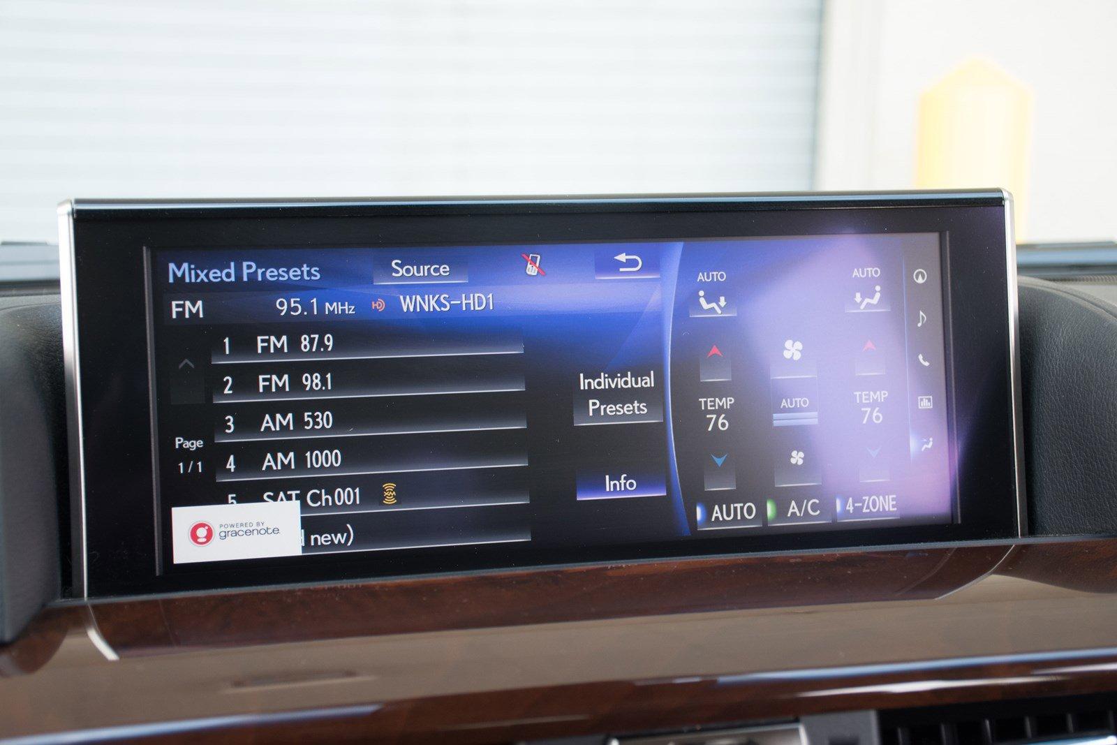 Pre-Owned 2017 Lexus LX LX 570