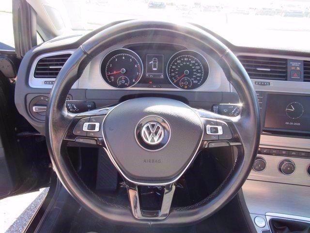 Pre-Owned 2017 Volkswagen Golf Wolfsburg Edition