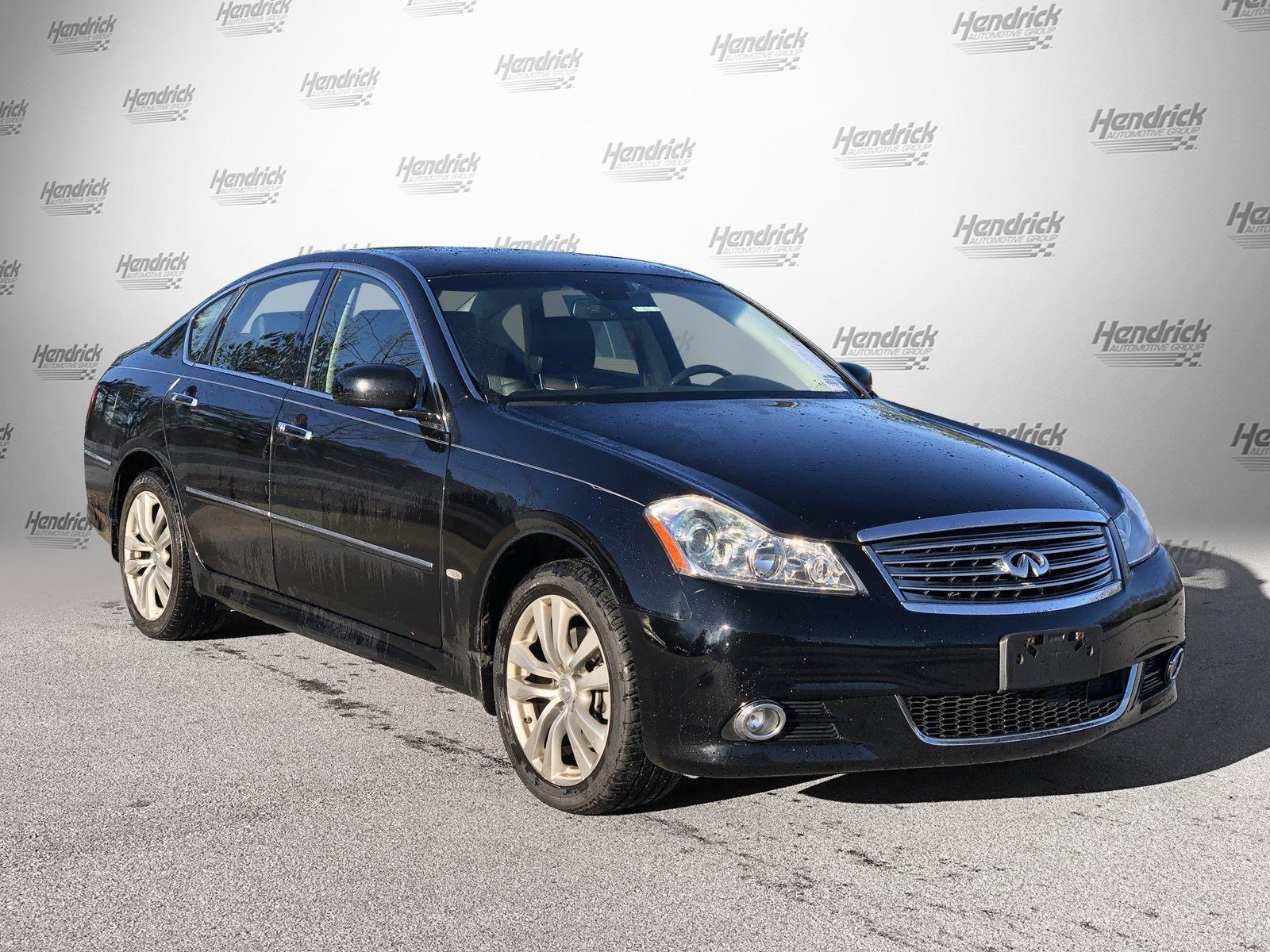Pre-Owned 2010 INFINITI M35 4dr Sdn AWD