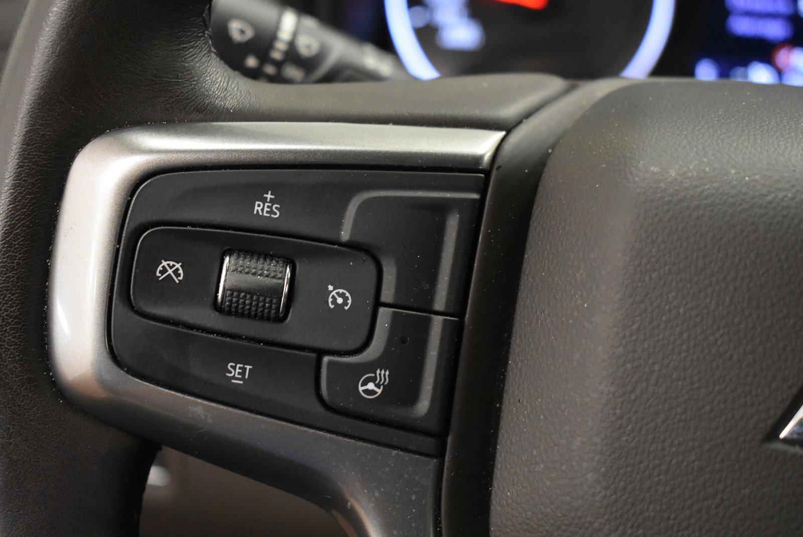 Pre-Owned 2019 Chevrolet Silverado 1500 RST