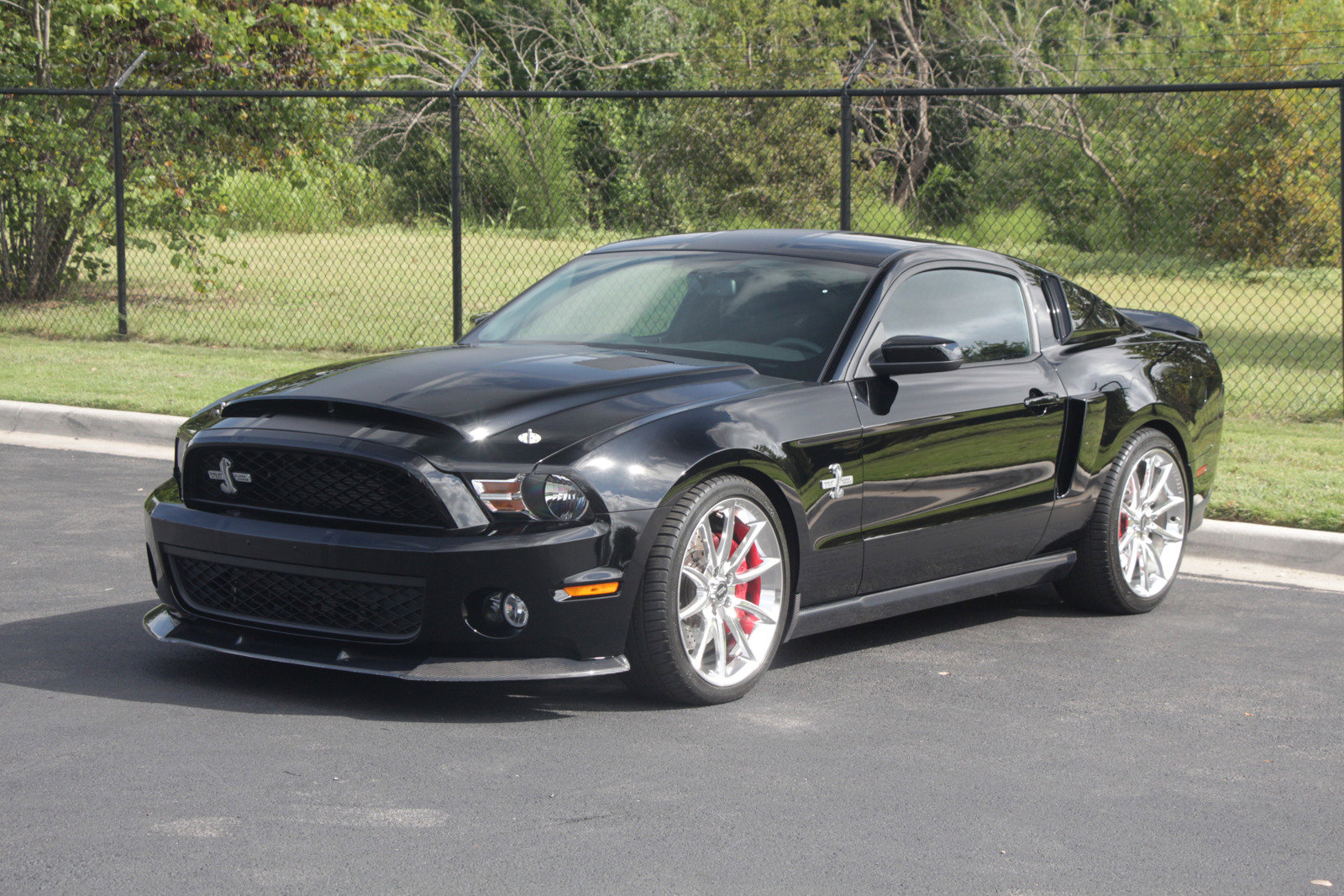 2010 Ford Shelby GT500 Super Snake