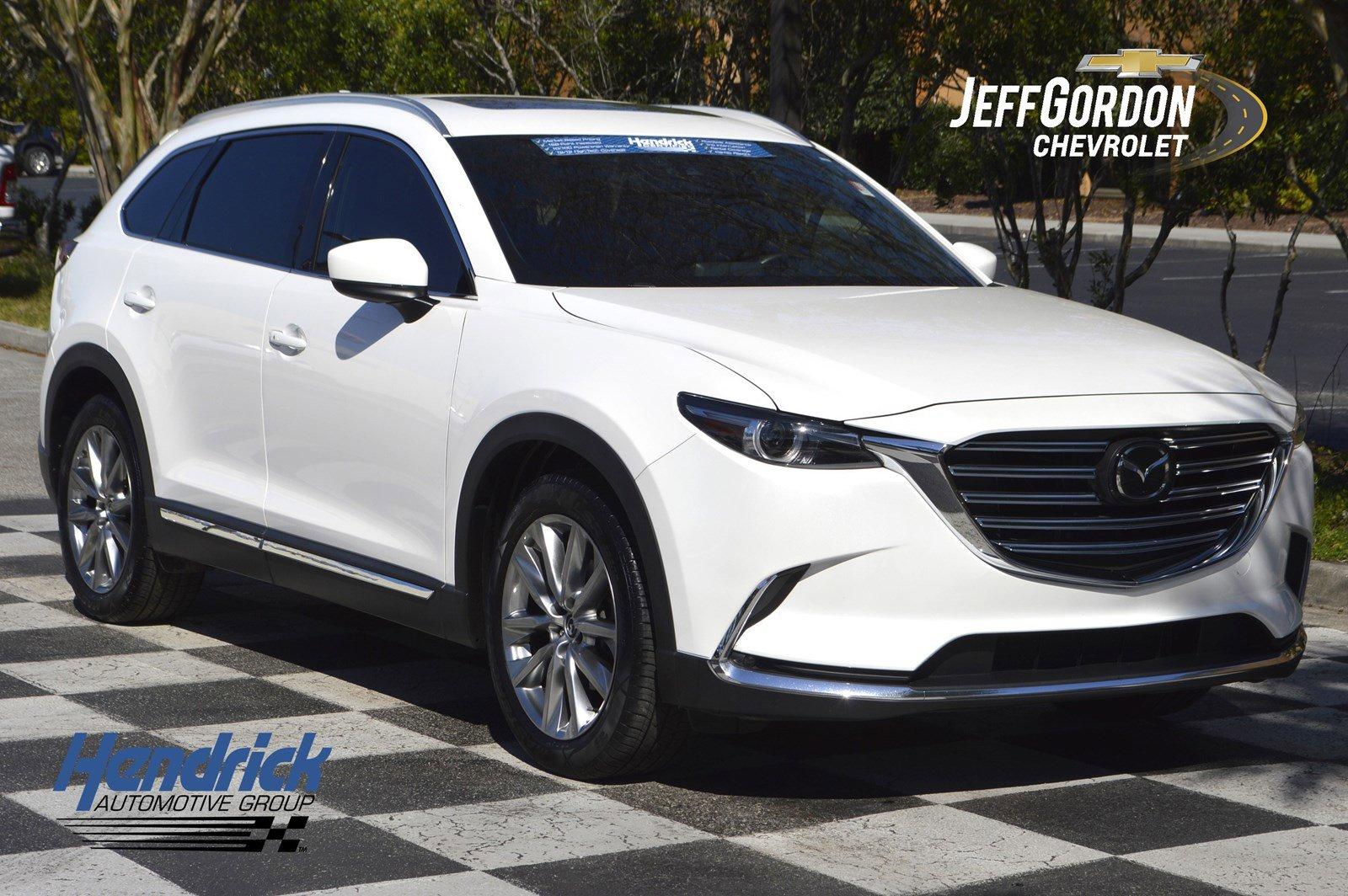 Pre-Owned 2017 Mazda CX-9 Grand Touring