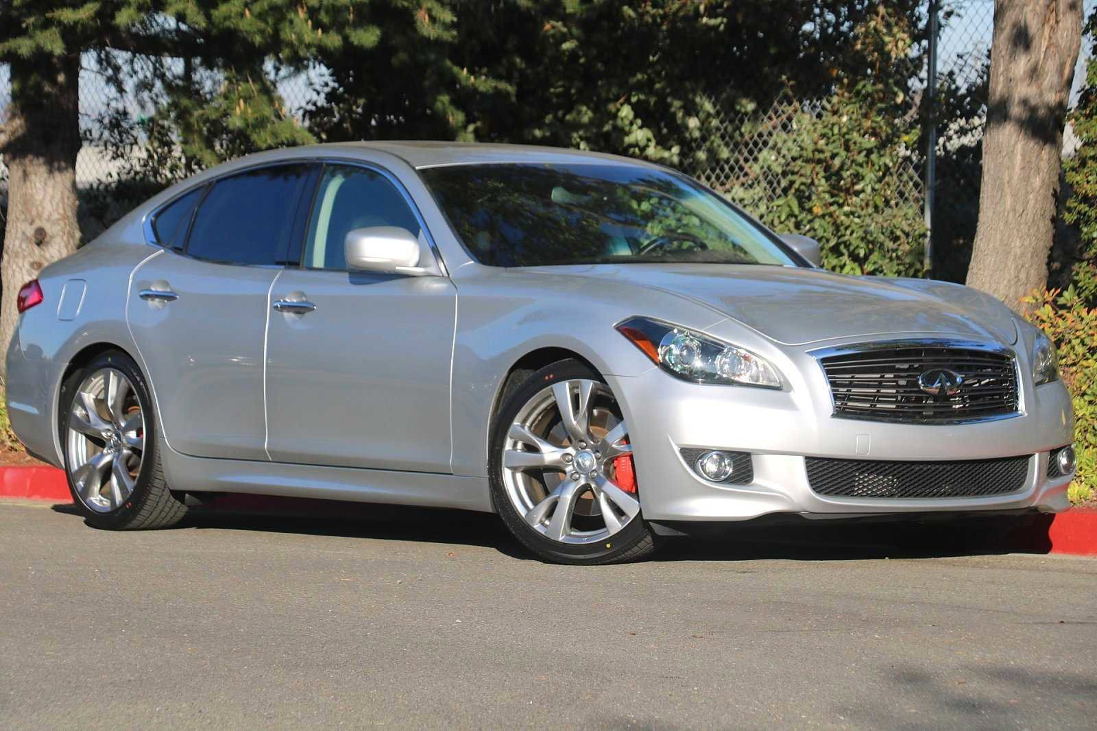 Pre-Owned 2012 INFINITI M37 4dr Sdn RWD