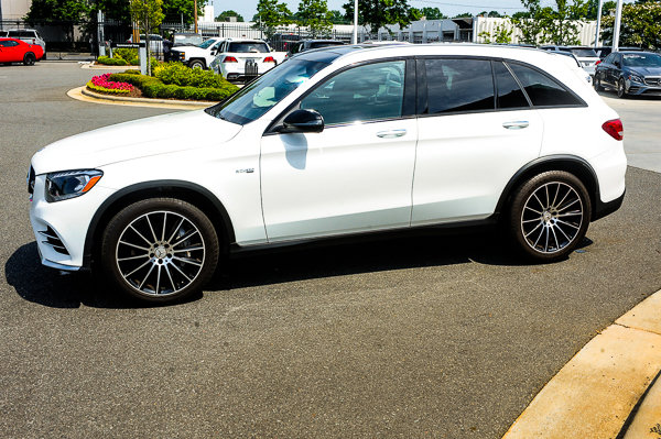Pre-Owned 2017 Mercedes-Benz GLC AMG® 43