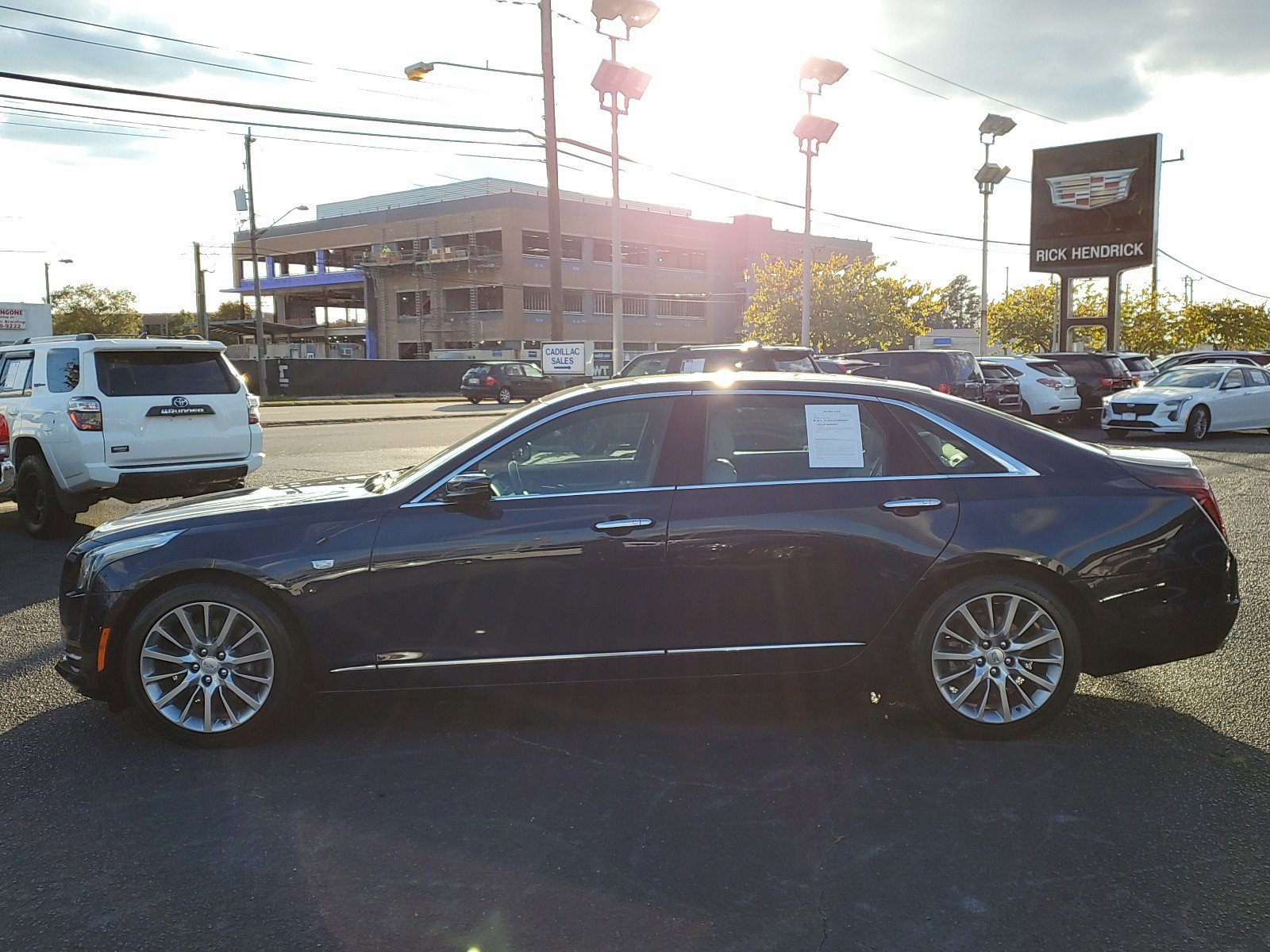 Pre-Owned 2017 Cadillac CT6 AWD