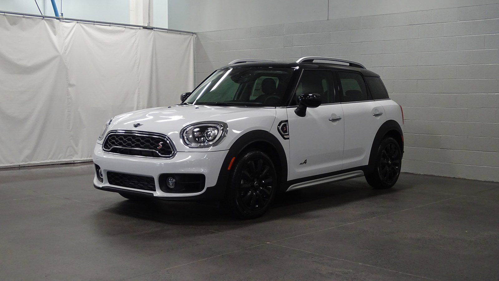 Pre-Owned 2020 MINI Countryman Cooper S