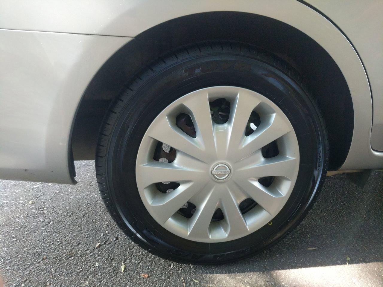 Pre-Owned 2018 Nissan Versa Sedan SV