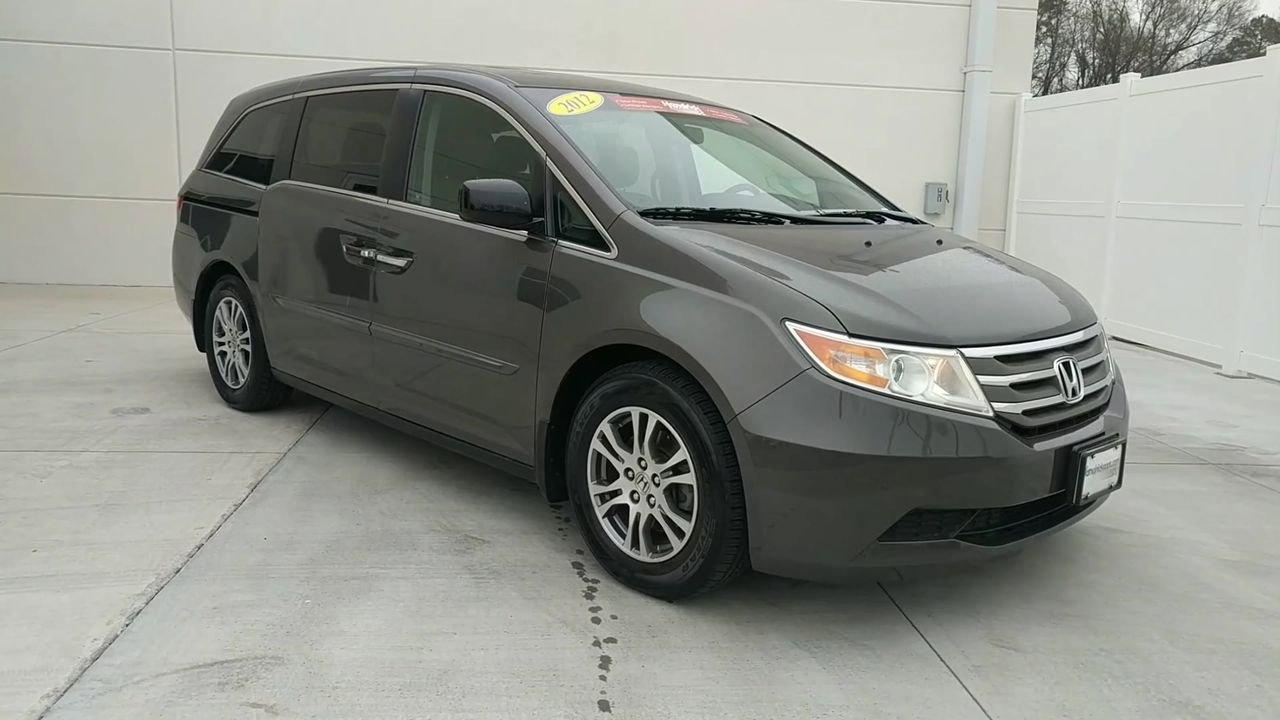 Pre-Owned 2012 Honda Odyssey EX-L
