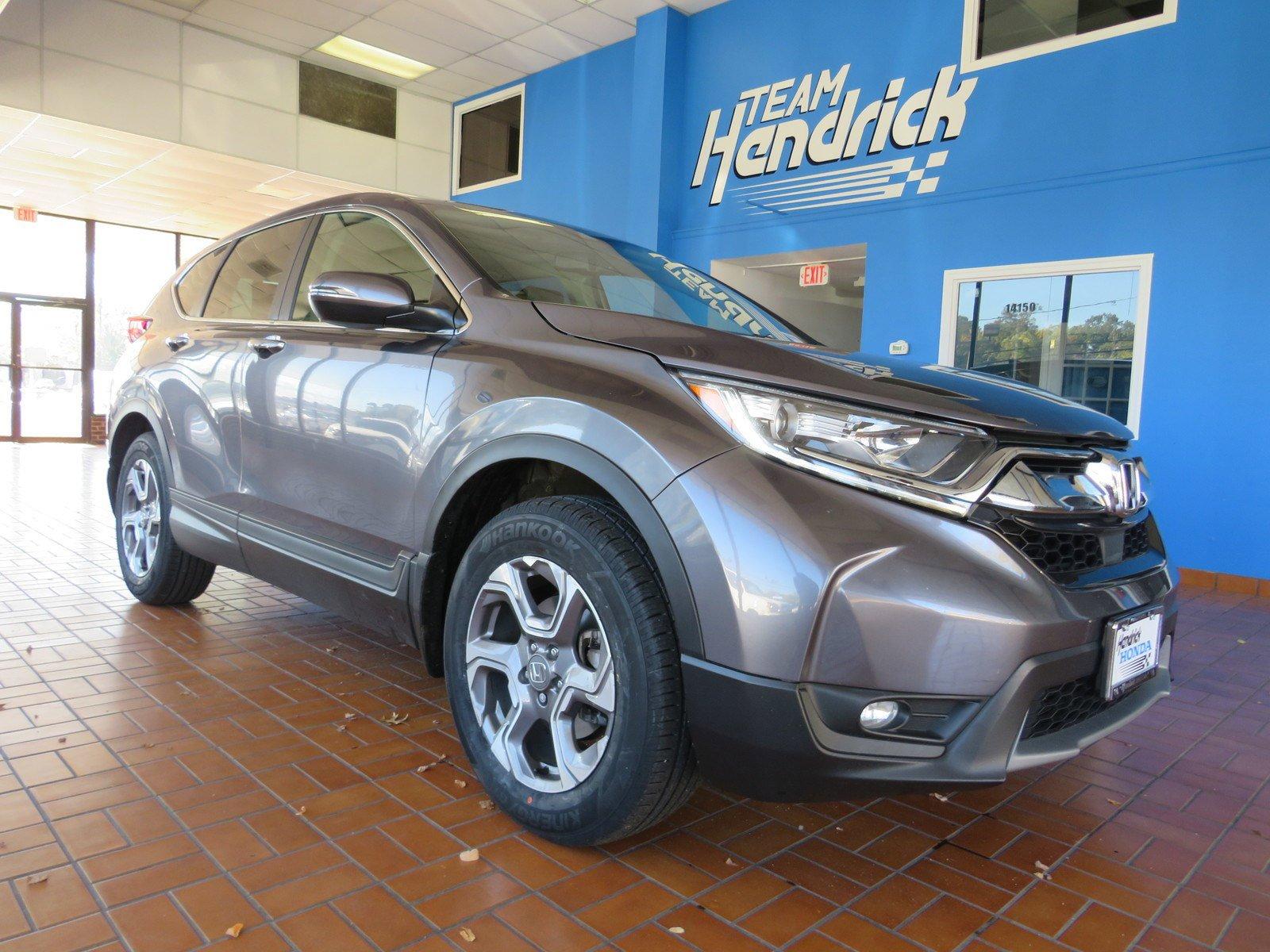 Pre-Owned 2018 Honda CR-V EX-L
