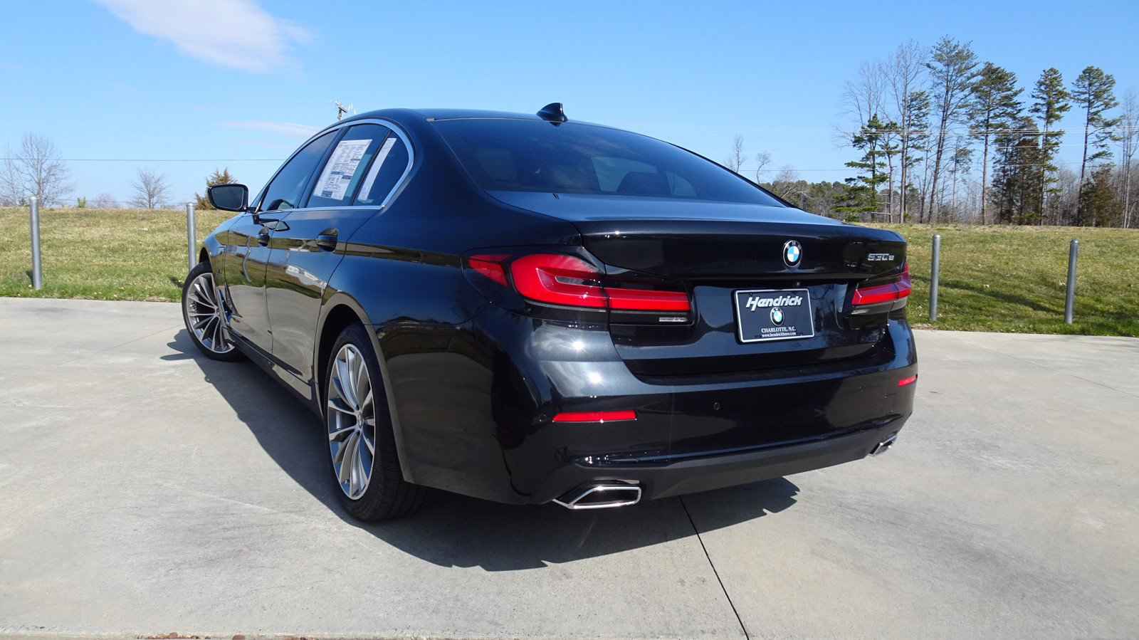 Pre-Owned 2021 BMW 5 Series 530e