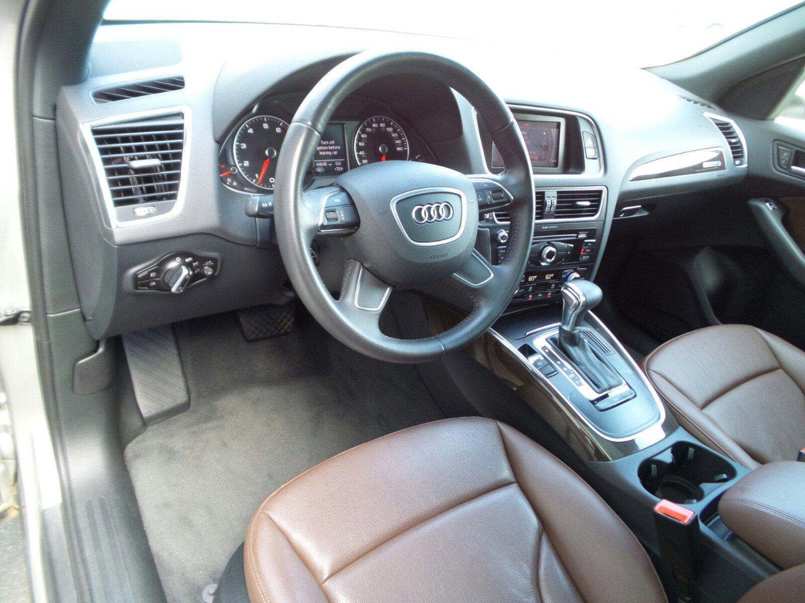 Certified Pre-Owned 2014 Audi Q5 Premium