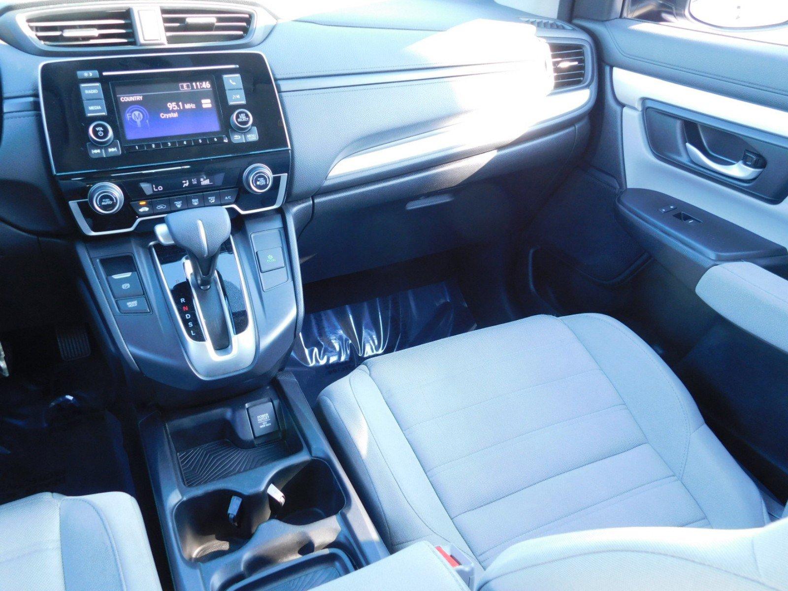 Certified Pre-Owned 2017 Honda CR-V LX
