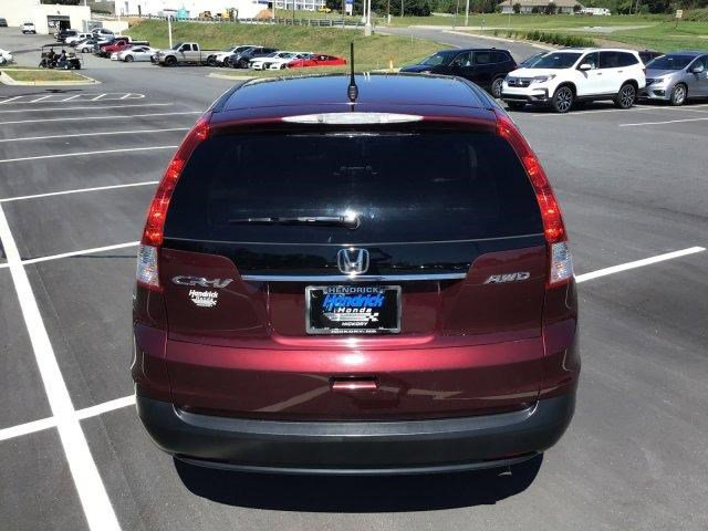 Pre-Owned 2012 Honda CR-V EX