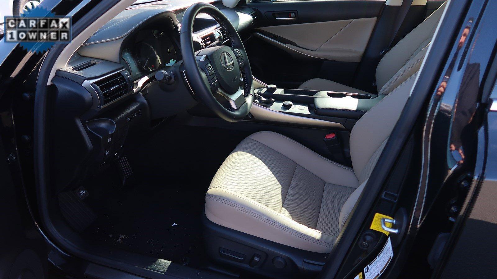 Pre-Owned 2019 Lexus IS IS 300 F SPORT