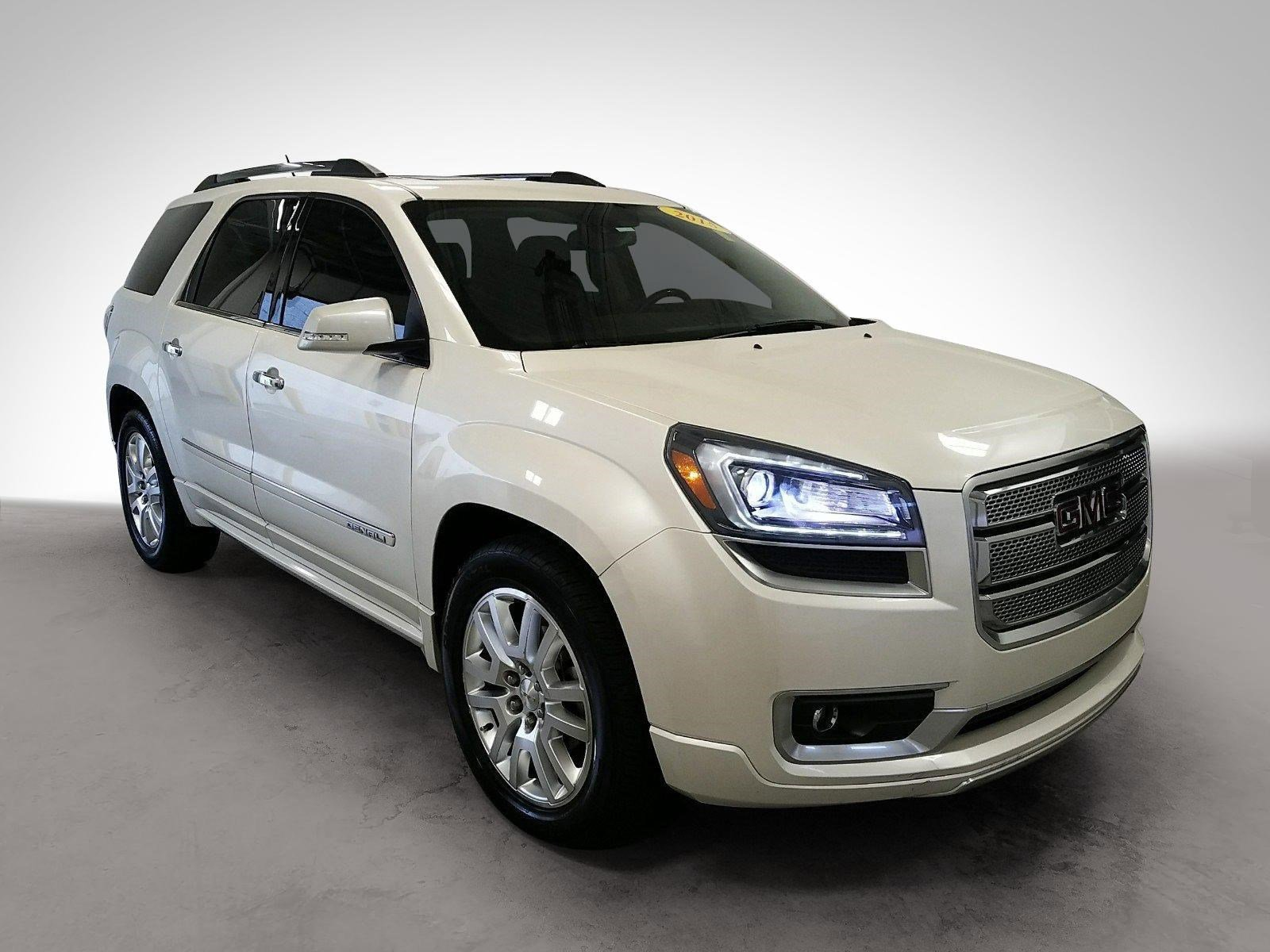 Magnificent Pre Owned 2015 Gmc Acadia Denali Gmtry Best Dining Table And Chair Ideas Images Gmtryco