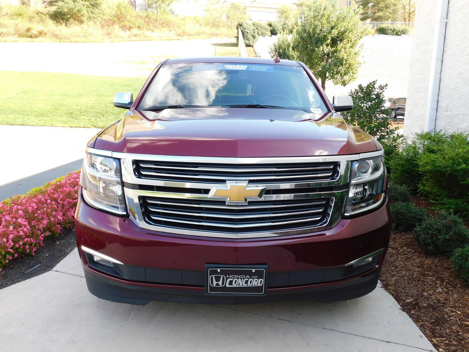 Pre-Owned 2017 Chevrolet Tahoe Premier