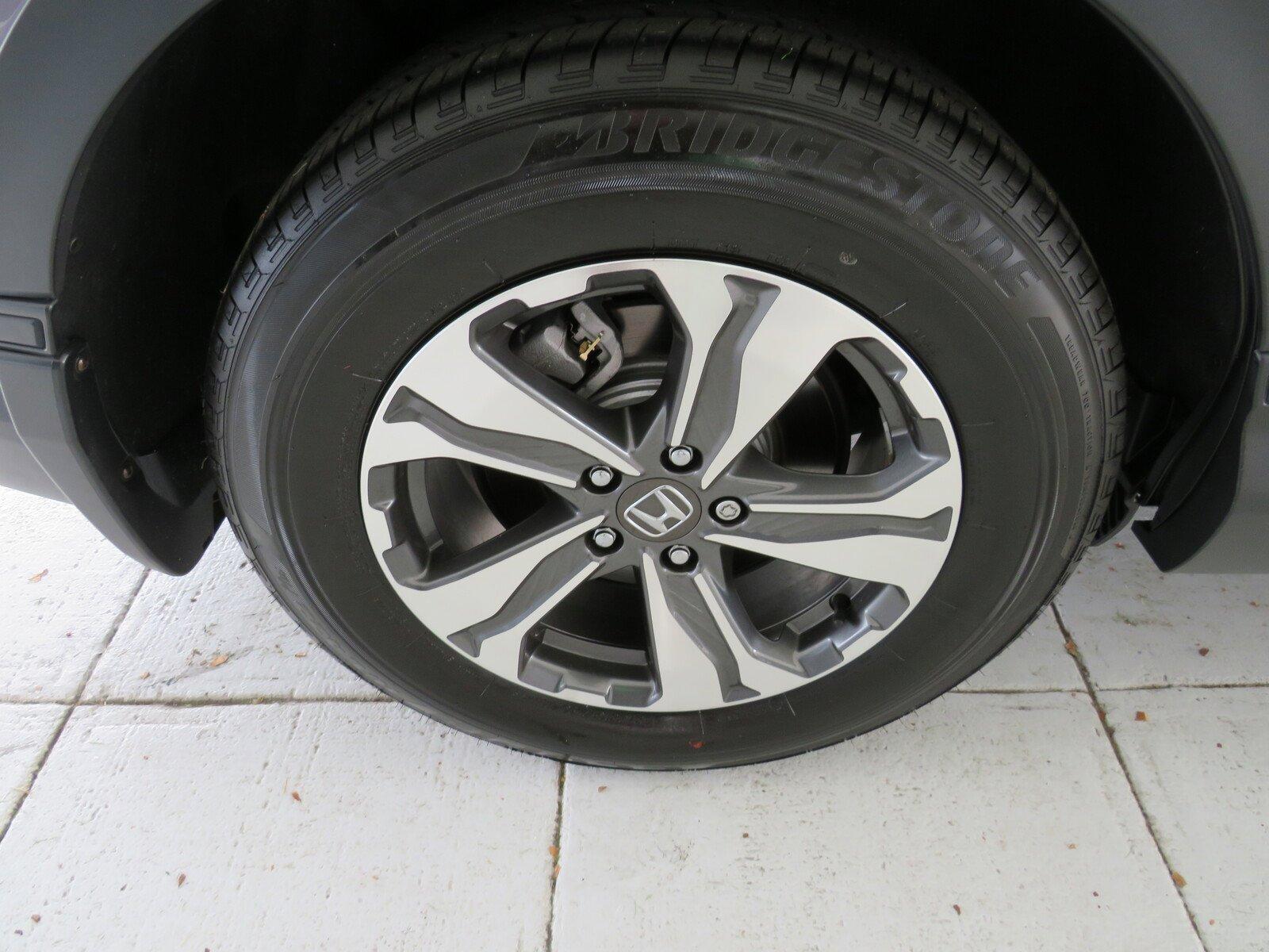 Pre-Owned 2019 Honda CR-V LX